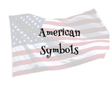 Intro to American Symbols slide show for 1st Grade or ESOL