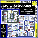 Intro to Astronomy Mini-Bundle- Domino Path Matching-PathtoFinishLine