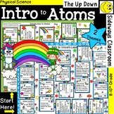 Intro to Atoms- Domino Path Matching (Leprechaun/Unicorn T