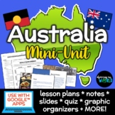Intro to Australia - Slideshow Lesson