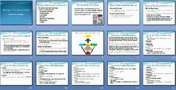 Intro to Biology Scientific Method Smartboard Presentation Lesson