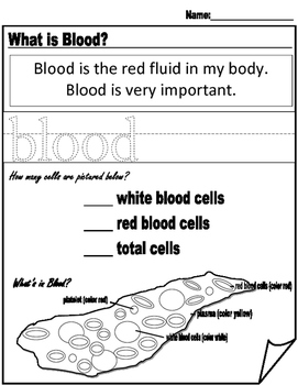 Intro to Blood