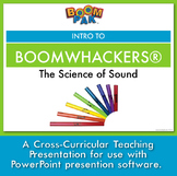 Boomwhackers® PowerPoint – The Science of Sound
