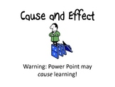 Intro to Cause & Effect