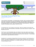 Intro to Plant Cells, You Know You're a Plant if ... - Engaging Science Reading