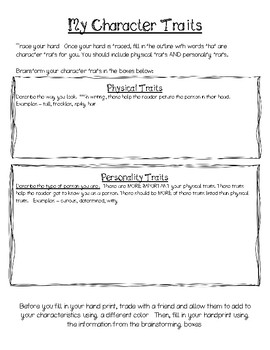 Intro to Character Traits