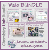 Intro to Chemistry Calculations and Mole Whole Unit Engagi