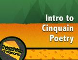 Intro to Cinquain Poetry Powerpoint