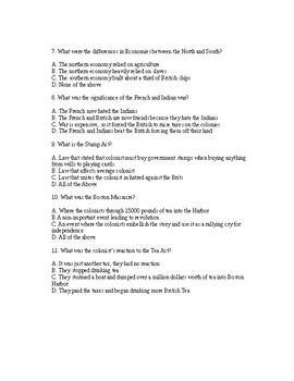 Intro to Civics Test