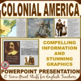 Colonial America /Puritanism/The Crucible Introduction PowerPoint Presentation