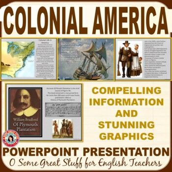 COLONIAL AMERICA, PURITANISM, AND THE CRUCIBLE Introduction Presentation