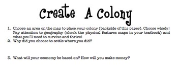 Intro. to Colonies