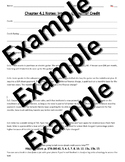 Intro to Consumer Credit Notes