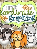 Coordinate Graphing Ordered Pairs Activities - Printable o