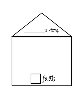 Intro to Counting by Twos - How Many Feet Are in Your Home?