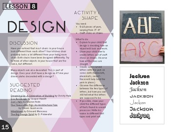 Intro to Design Lesson Plan