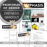 Intro to Design, Media Tech, Digital Art: Principles of De