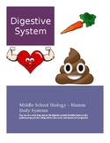 Intro to Digestive System (Day 2)