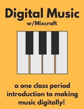 Intro to Digital Music Lesson