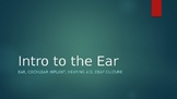 Intro to Ear