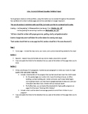 Intro to Early Childhood Education/Services Portfolio Project