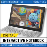 Intro to Earth Science DIGITAL NOTEBOOK - Google Classroom