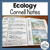 Intro to Ecology Cornell Notes