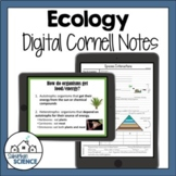 Intro to Ecology Digital Biology Notes - Distance Learning