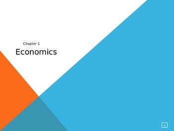 Intro to Economics Ch. 1