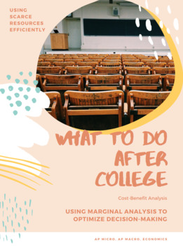 Intro to Economics: Cost-Benefit Analysis of Post College Options