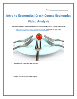 introductory course in economics This is an introductory course in microeconomics its objective is to provide a  student with a basic understanding of what microeconomics is all about, and with .