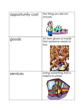 Intro. to Economics flashcards