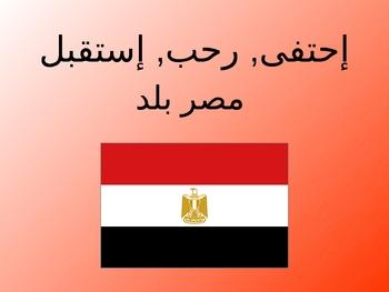 Intro to Egypt PowerPoint