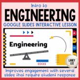 Intro to Engineering