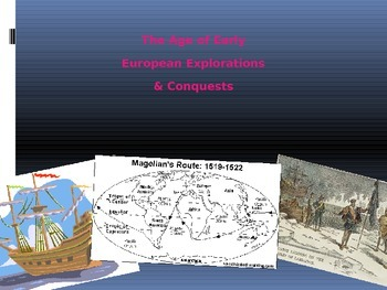 Intro to European Colonialism PowerPoint