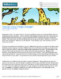 Intro to Evolution, How do Living Things Change? - Engaging Science Reading