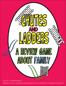 Intro to Family Studies - A Fun Board Game for Review