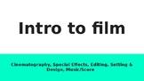 Intro to Film ppt