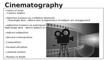Intro to Film ppt
