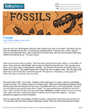 Intro to Fossils - Engaging Science Reading