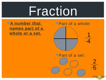Intro to Fractions