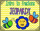 Intro to Fractions Jeopardy