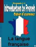 Intro to French Cahier d'Exercices