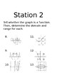 Intro to Functions Station Review