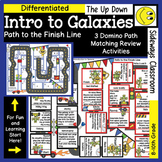 Intro to Galaxies- Domino Path Matching- Path to Finish Line