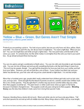 Intro to Genetics, Genes Aren't That Simple - Engaging Sci