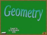 Intro to Geometry