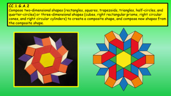 Intro to Geometry for First Grade