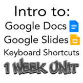 Intro to Google Docs & Google Slides - 1 Week Unit - Digit