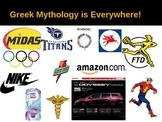 Intro to Greek Mythology Carousel